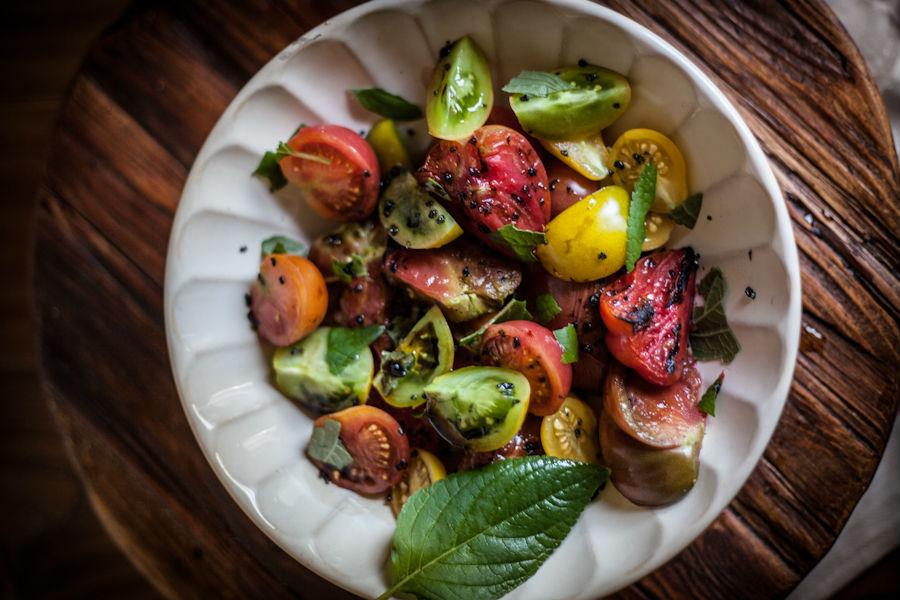 tomaten salade FEM FEM