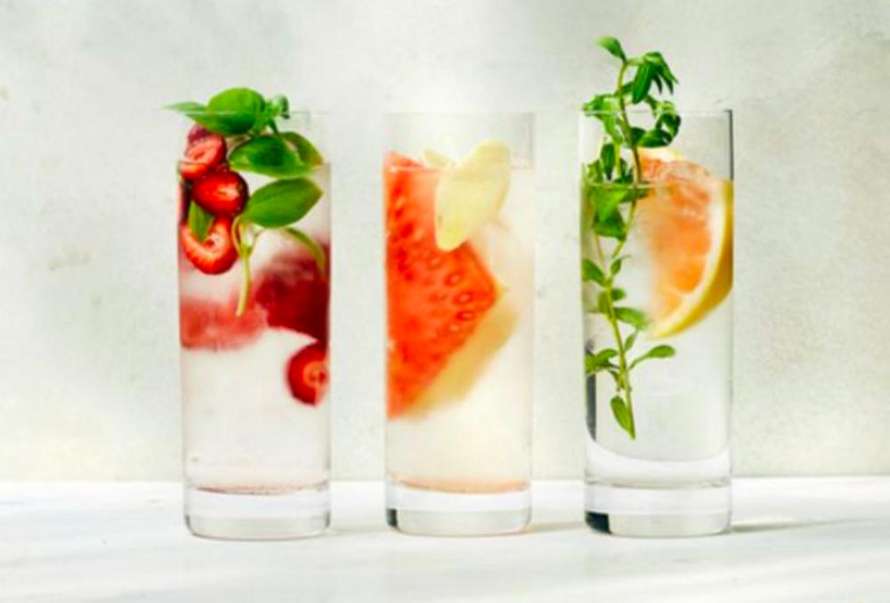 water detox recepten FEM FEM