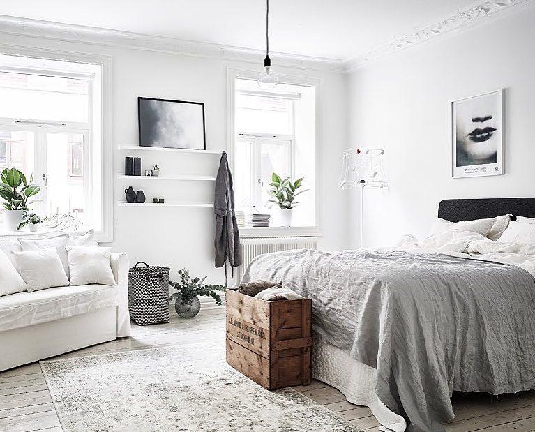 Kleine kamer? Op deze manier lijkt je kamer groter | FEM FEM