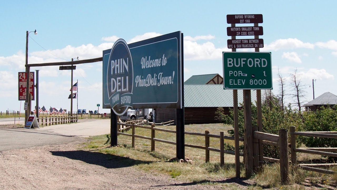 PhinDeli Town Buford, Wyoming