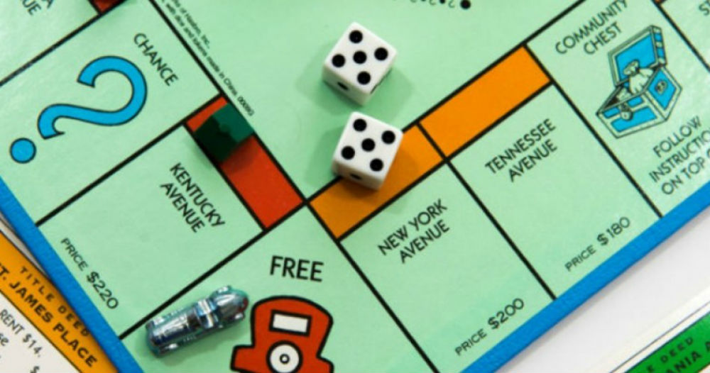 monopoly drankspel FEM FEM