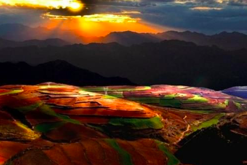 Dongchuan Red Land FEM FEM