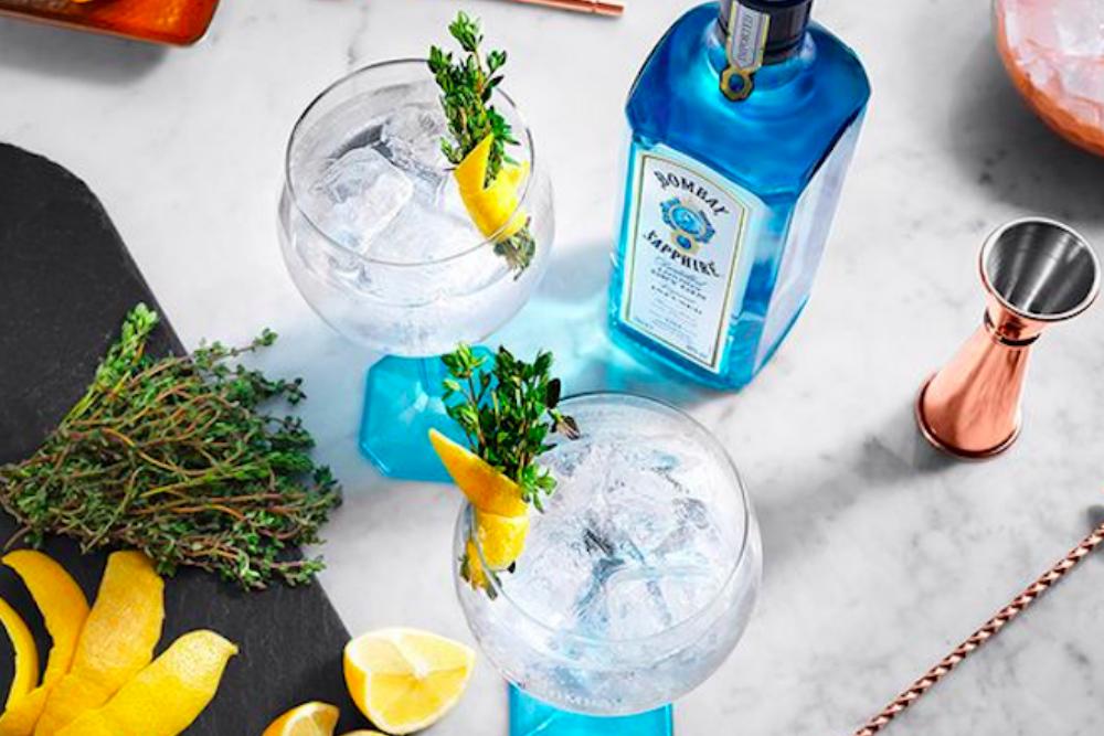 gin tonic reizen FEM FEM