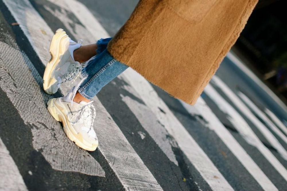 sneakers schoon nieuw FEM FEM