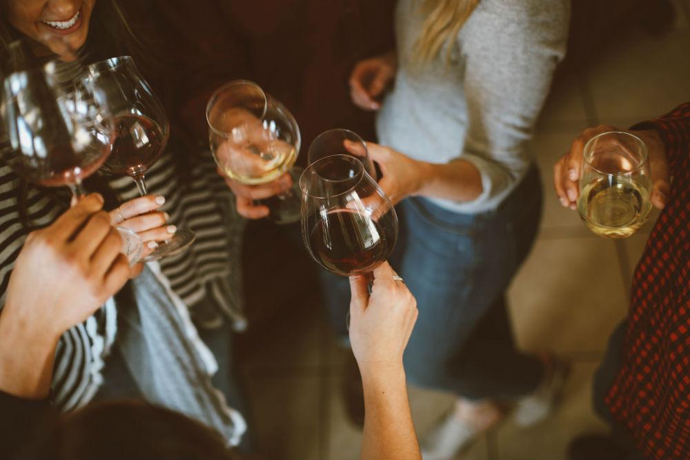 vrouwen wijn testen FEM FEM
