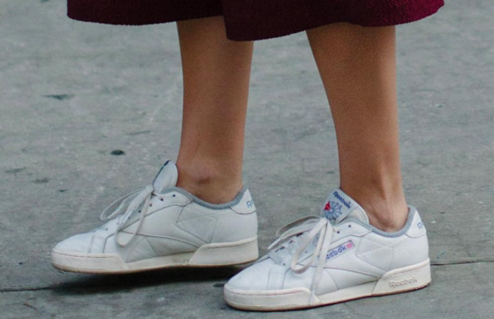 Herfst sneakers FEM FEM