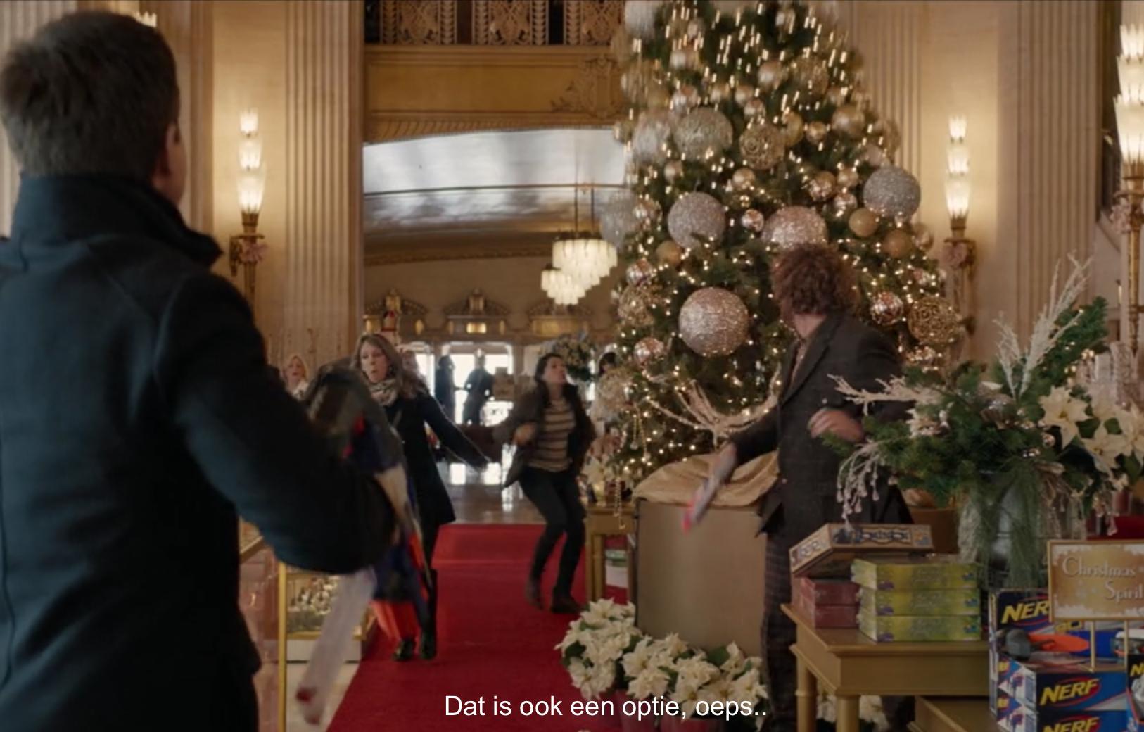 opruimen kerstboom