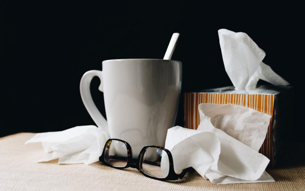 griep ziek FEM FEM