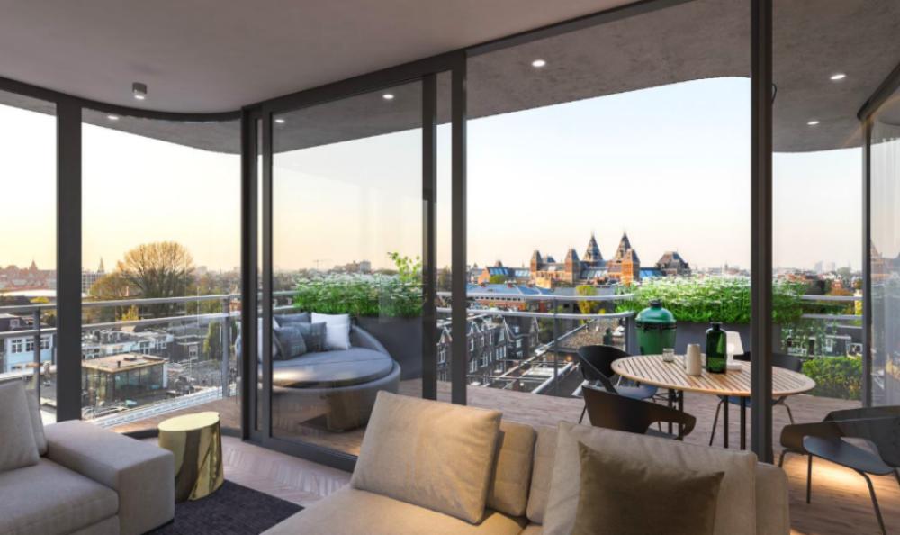 appartement Amsterdam FEM FEM