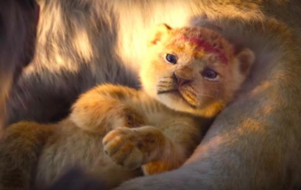 the lion king trailer FEM FEM