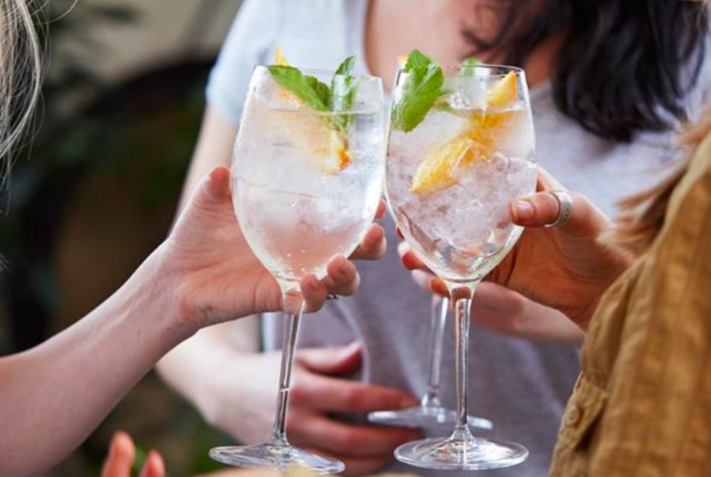 gin tonic zomer drankje FEM FEM