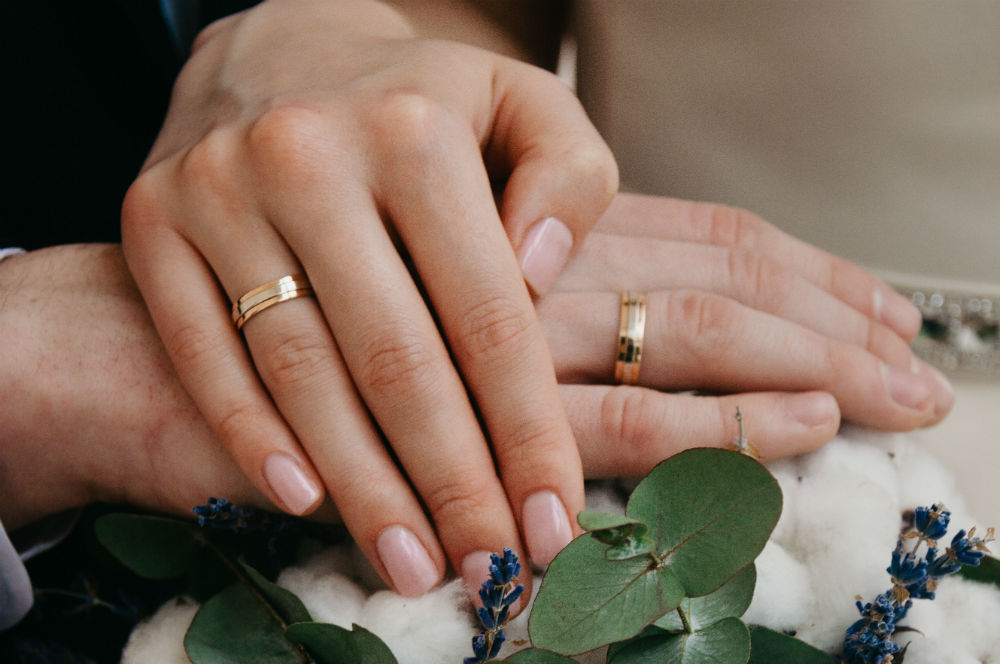 nageltrends bruiloft FEM FEM