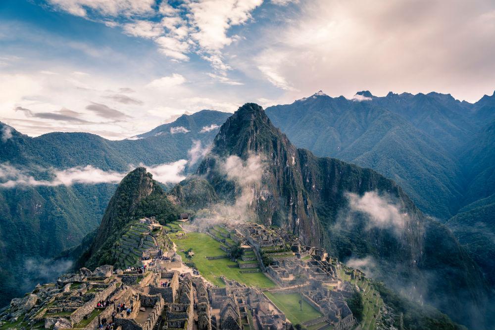 rode rivier Peru FEM FEM
