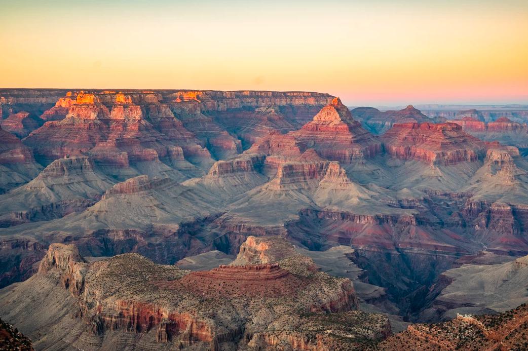 roadtrip amerika grand canyon FEM FEM