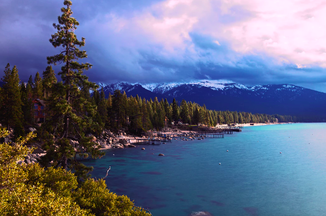 roadtrip amerika lake tahoe FEM FEM