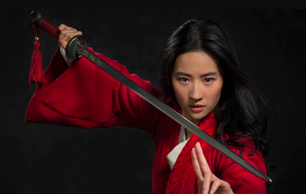 live-action Mulan disney FEM FEM