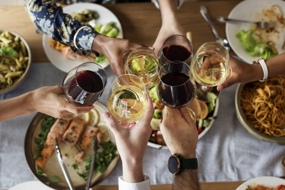 wijn albert heijn kerst FEM FEM