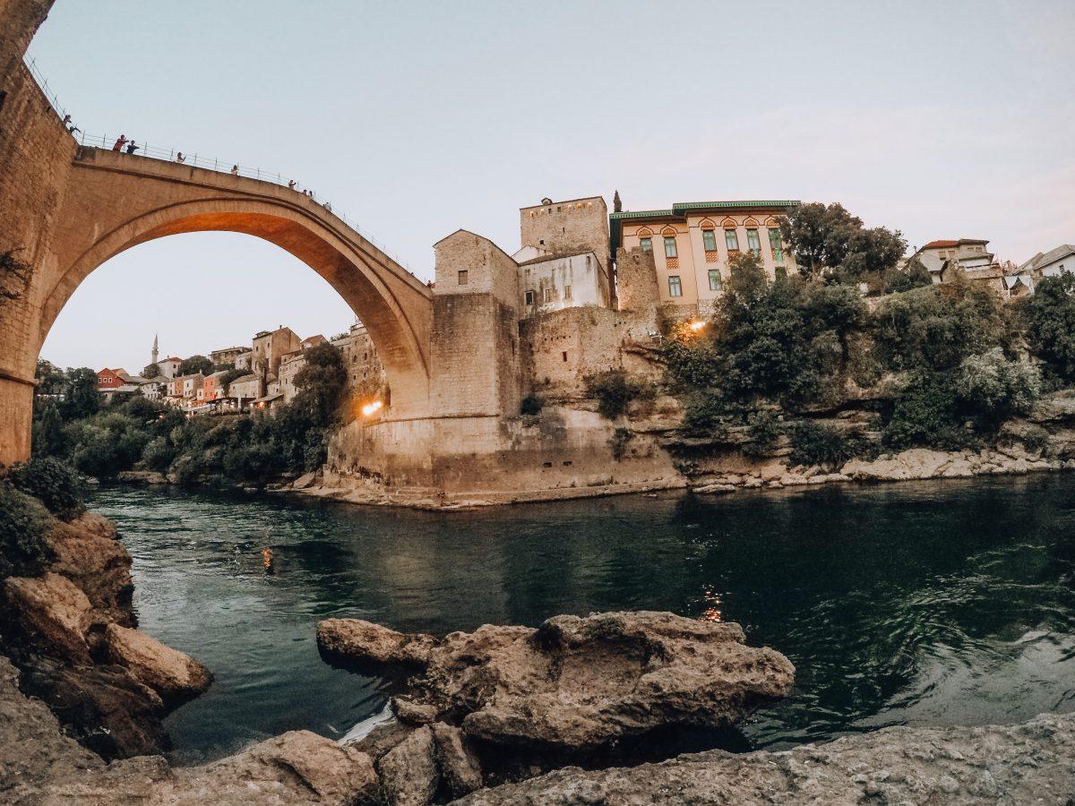 Mostar Bosnie FEM FEM