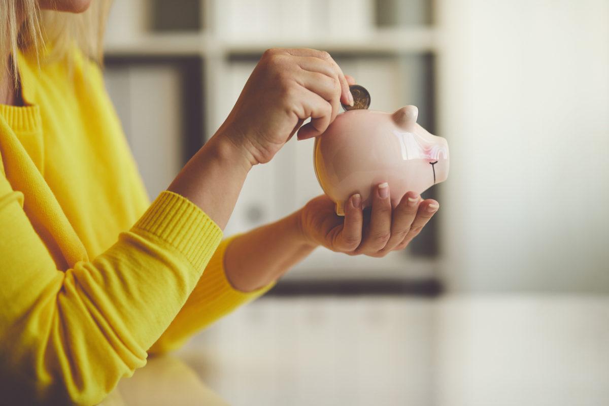 geld sparen FEM FEM