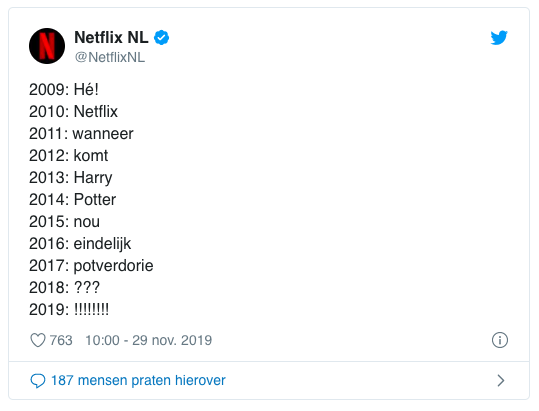 harry potter netflix FEM FEM