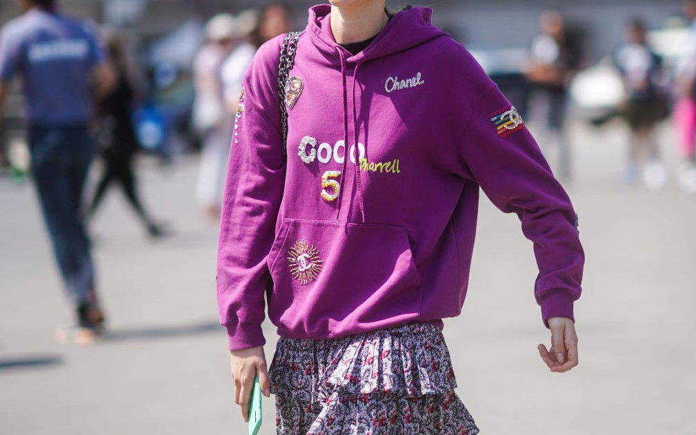 hoodies winter FEM FEM
