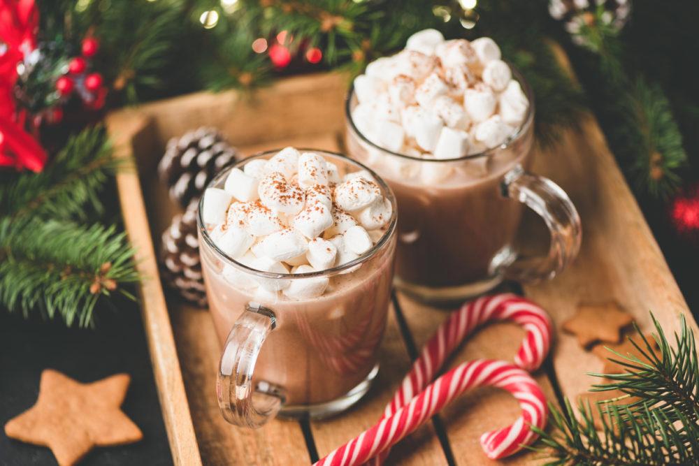 warme chocolademelk maltesers FEM FEM