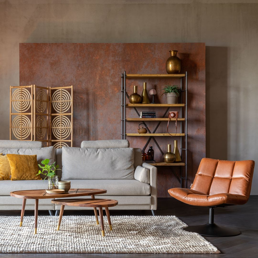 warm interieur