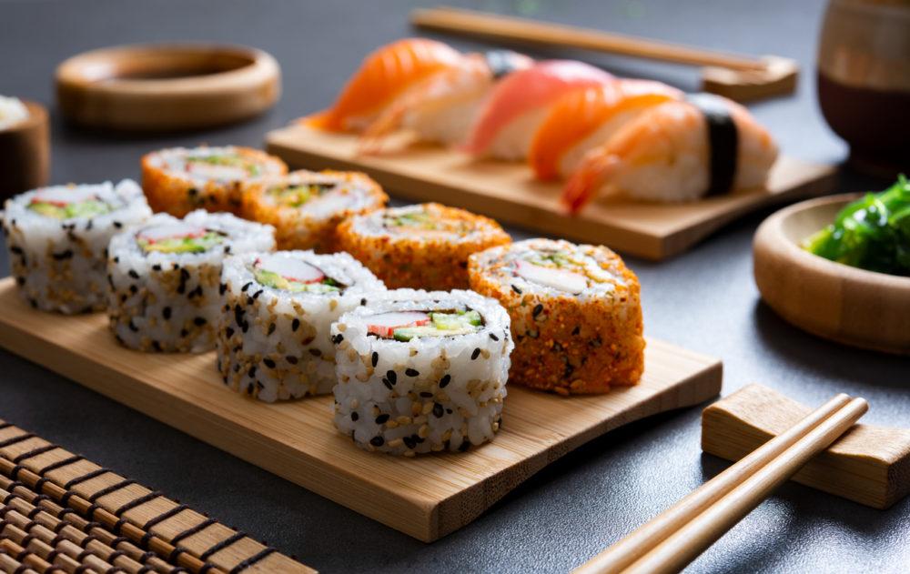 vegan sushi FEM FEM