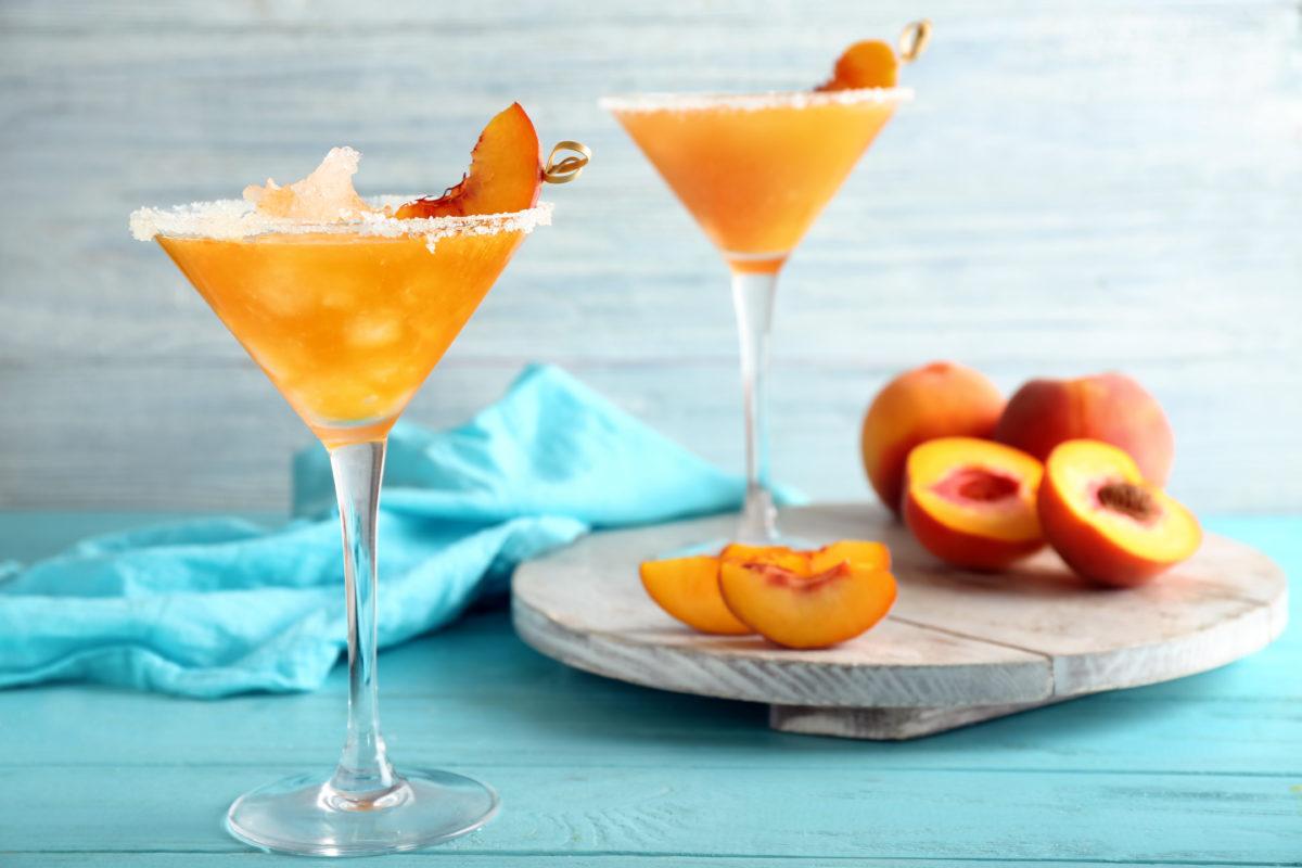 Martini non alcoholic zomerdrankje