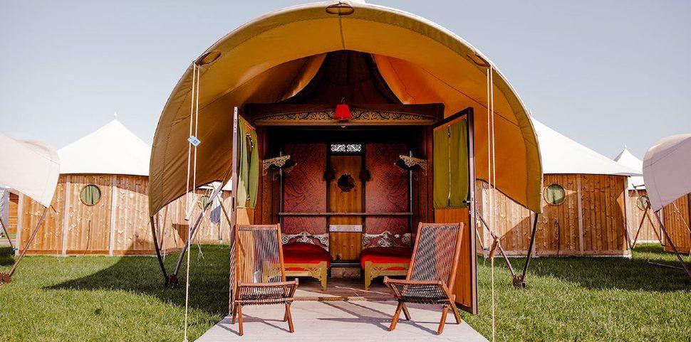 Camping Tijdloos FEM FEM