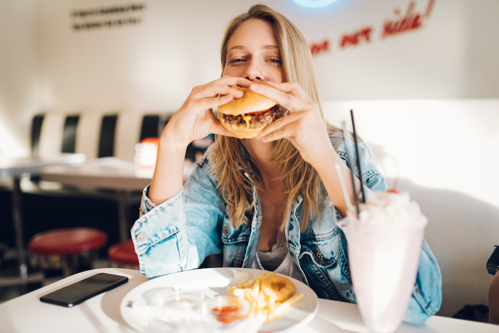 Snackgedrag cyclus FEM FEM