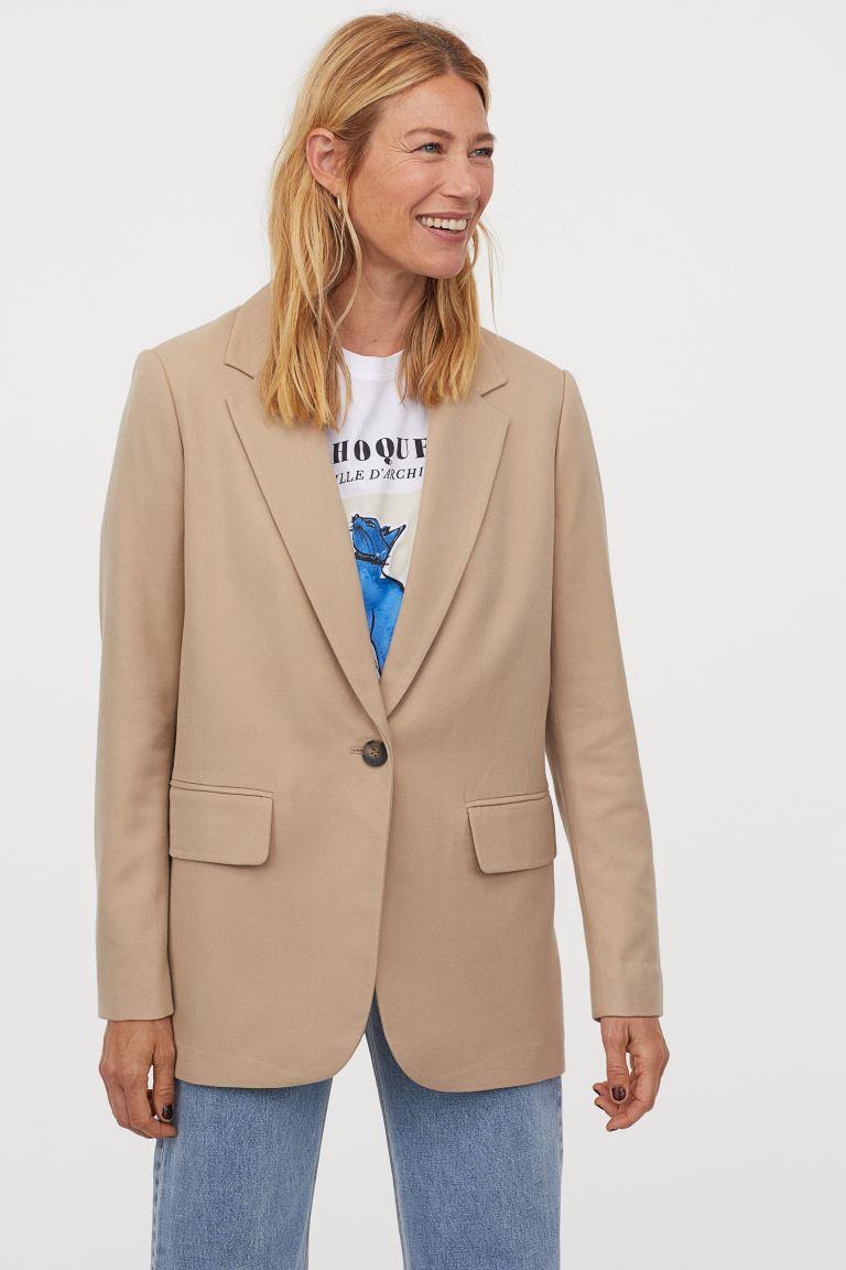 oversized blazer