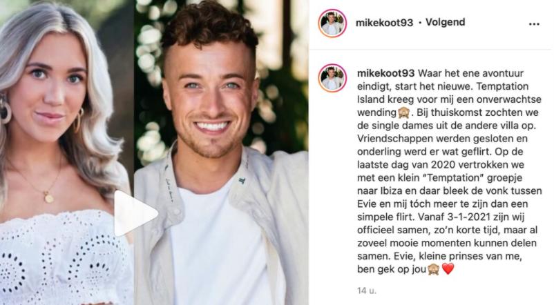 @mikekoot93 Instagram