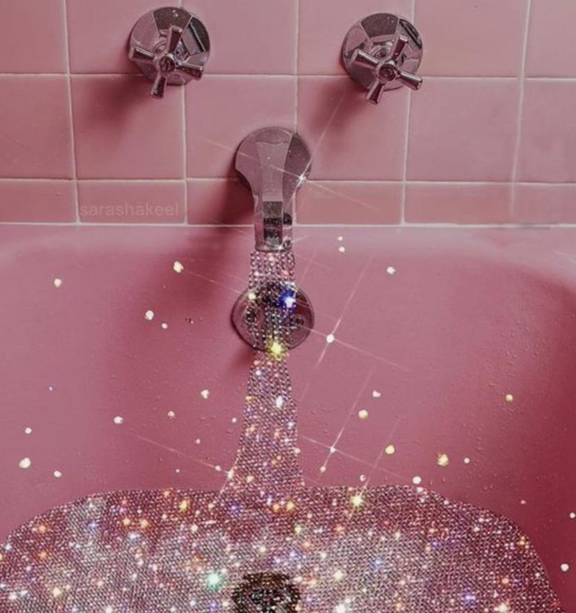 glitter bad