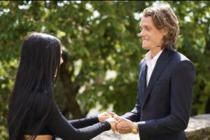 Bachelor Tony en Oriana