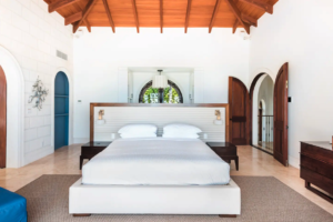 Slaapkamer Airbnb