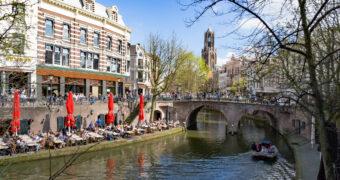 Enyoing Utrecht, The Netherlands