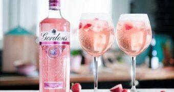 Deze roze Gin & Tonic maakt je weekend compleet