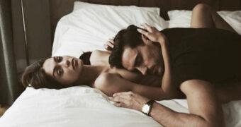 5 herkenbare situaties als je de eerste keer bij hem slaapt