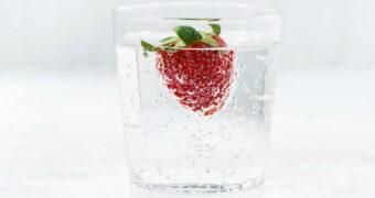 Water met prik is dus helemaal niet zo gezond voor je