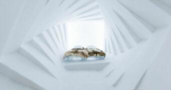 Dit zijn 's werelds meest bijzondere plekken om te slapen