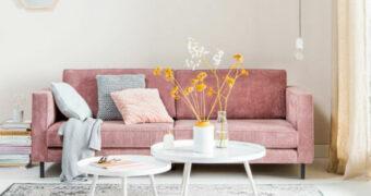 Inspiratie: roze meubels maken je interieur compleet