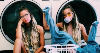 Dit gebeurt er met je verdwenen sokken in de wasmachine