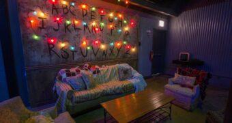 Deze Stranger Things thema bar brengt de Netflix show tot leven