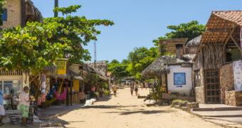 Het mooiste strand van Brazilië: de zandduinen van Jericoacoara
