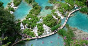De Plitvice meren in Kroatië: een paradijs middenin Europa