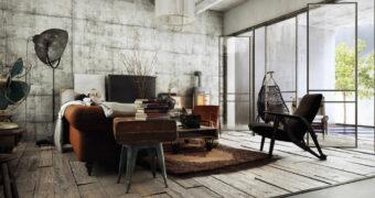 Inspiratie: de mooiste interieurs in de industriële stijl