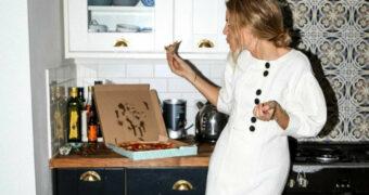 Pizza eten zonder schuldgevoel? Zo maak je hem