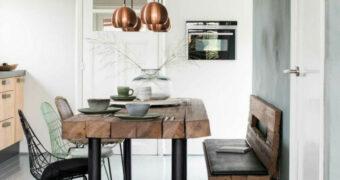 Inspiratie: hout als super veelzijdig onderdeel van je interieur