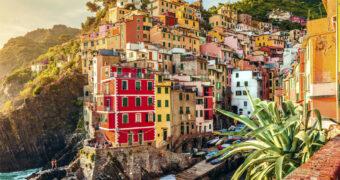 Paradijs op aarde: Cinque Terre in Italië